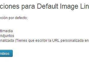 Default Image Link