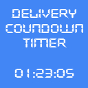 Delivery Countdown Timer