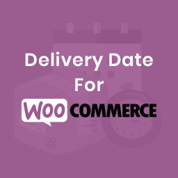Delivery date for woocommerce