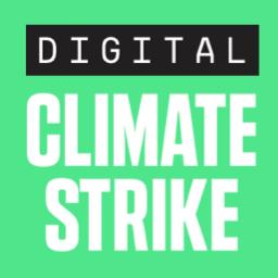 Digital Climate Strike WP