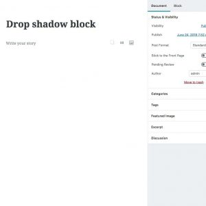 Drop Shadow Boxes