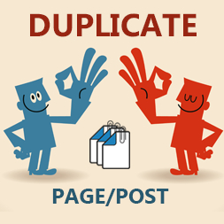Duplicate Page and Post