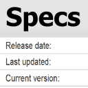Easy Digital Downloads – Specs