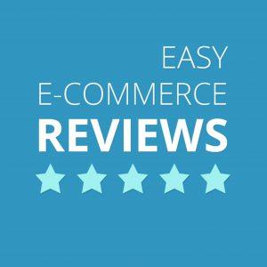 Easy E-commerce Reviews Lite