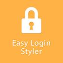 Easy Login Styler – White Label Admin Login Page for WordPress