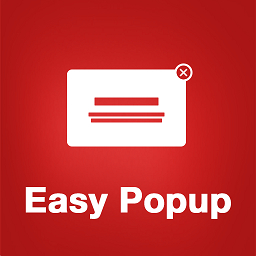 Easy Popup – Welcome Popup