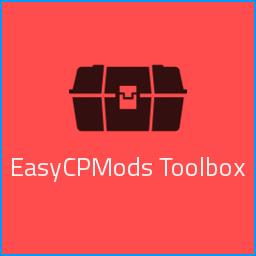 EasyCPMods Toolbox