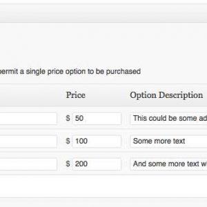 EDD Variable Pricing Descriptions
