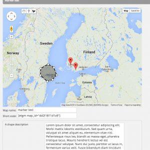 Eino Tuominen's google maps