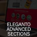 Eleganto Advanced Sections