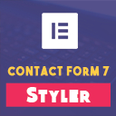 Contact Form 7 styler for Elementor Page Builder