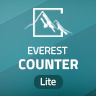 Beautiful Stat Counter Plugin for WordPress – Everest Counter Lite