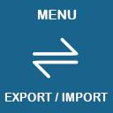 Export Import Menus