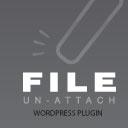 File Un-Attach