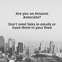 Filter for Amazon Associates links