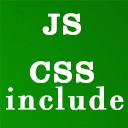 Footer header JS & CSS