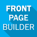 Front Page Builder