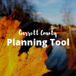 Garrett County Planning Tool (GCPT)