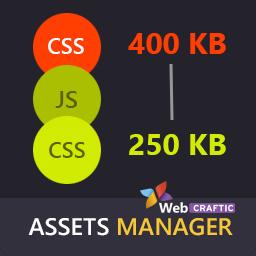 WordPress Assets manager