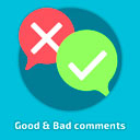 Good & Bad comments