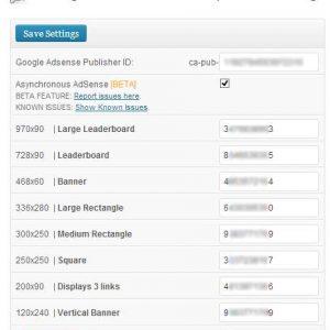 Google AdSense for Responsive Design – GARD