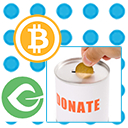 GoUrl Bitcoin Paypal Donations – Give Addon