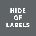 Hide Gravity Form Labels