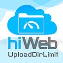 hiWeb Upload Dir Limit