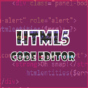 HTML5 Code editor