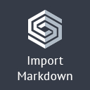 Import Markdown