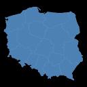 Interactive Polish Map