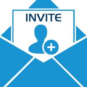 Invitation Based Registrations