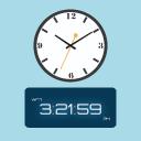 IP2Location World Clock