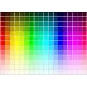 Central Color Palette