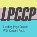 Landing Page Creator With Custom Posts