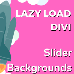 Lazy Load Divi Slider Backgrounds