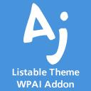 Listable WPAI Addon