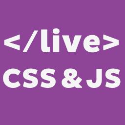 Live CSS JS Code Editor