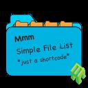 Mmm Simple File List