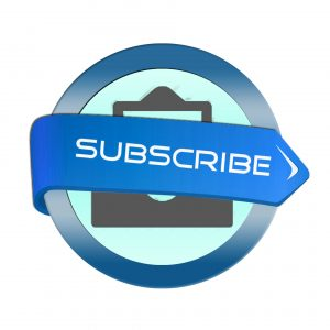 Newsletter Subscription Form – User Subscriptions Form