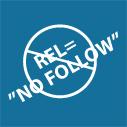 Nofollow for external link