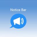 Notice Bar