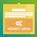 Organic Widget Area Block