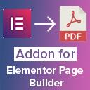 WordPress PDF Generator Addon for Elementor Page Builder