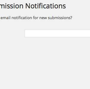 Pending Submission Notifications