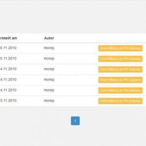Plugin Name: PR-Gateway Social (Media) Connect