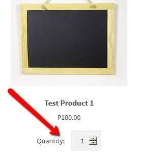 Quantity Field on Shop Page for WooCommerce