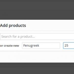 Quick Product – Create Product on a whim