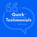 Quick Testimonials