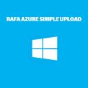 Rafa Azure Simple Upload